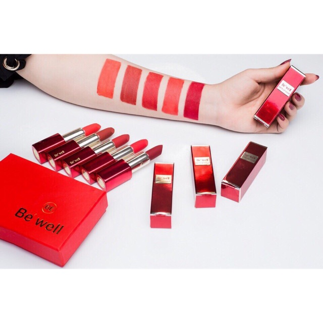 Hình ảnh Son thỏi Be'Well Matte Lip Color