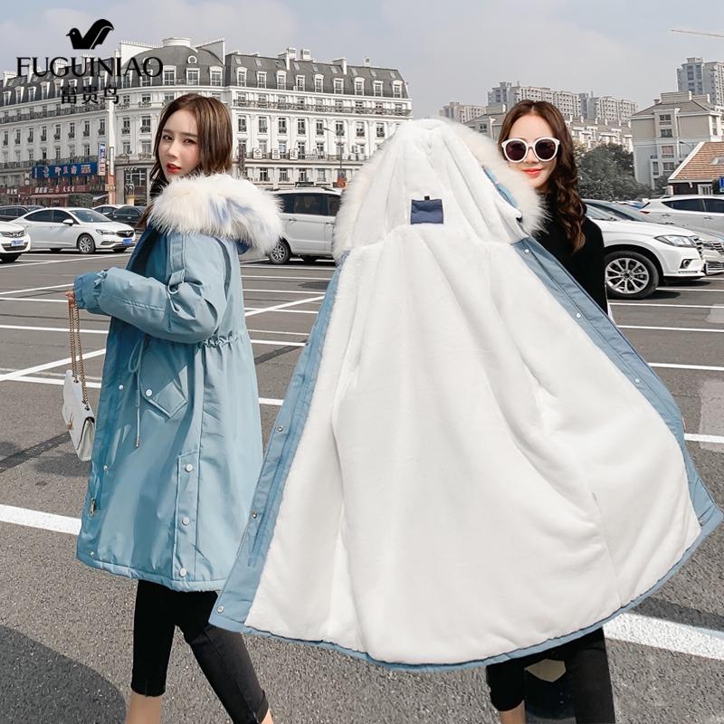 áo khoác lông dáng dài thời trang dành cho nữ