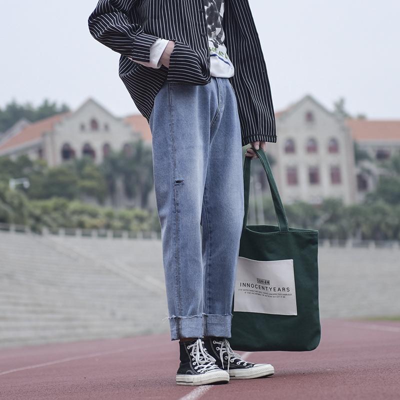 SXMshop.vn   jeans spot men's clothing pants men Korean Men's clothing clothes Thời Trang Nam > Quần > Quần Jean