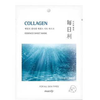 Mặt Nạ Collagen Dưỡng Ẩm Maeily Collagen Essence Sheet Mask 21ml