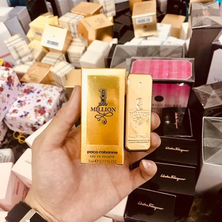 Nước hoa One Million Paco Rabanne 5ml
