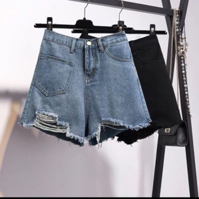 Short jean bigsize