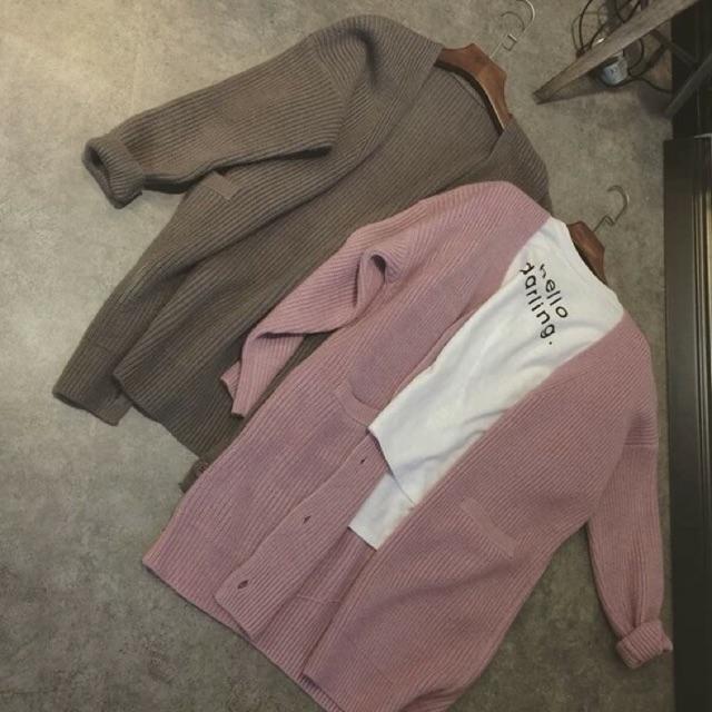 Siêu phẩm áo khoác len