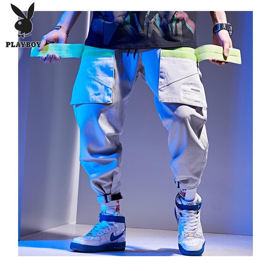 Quần Jeans Ống Rộng Thời Trang Hàn Quốc Cá Tính Cho Nam