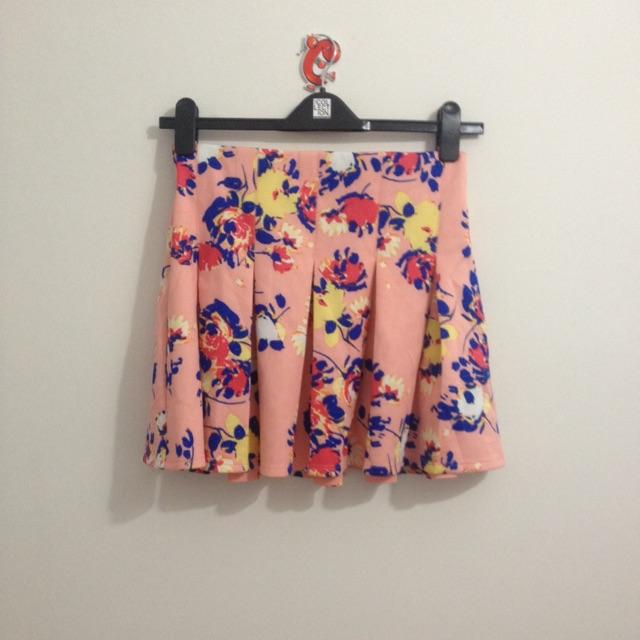 Chân váy xòe hình Mickey - Hang Vnxk
