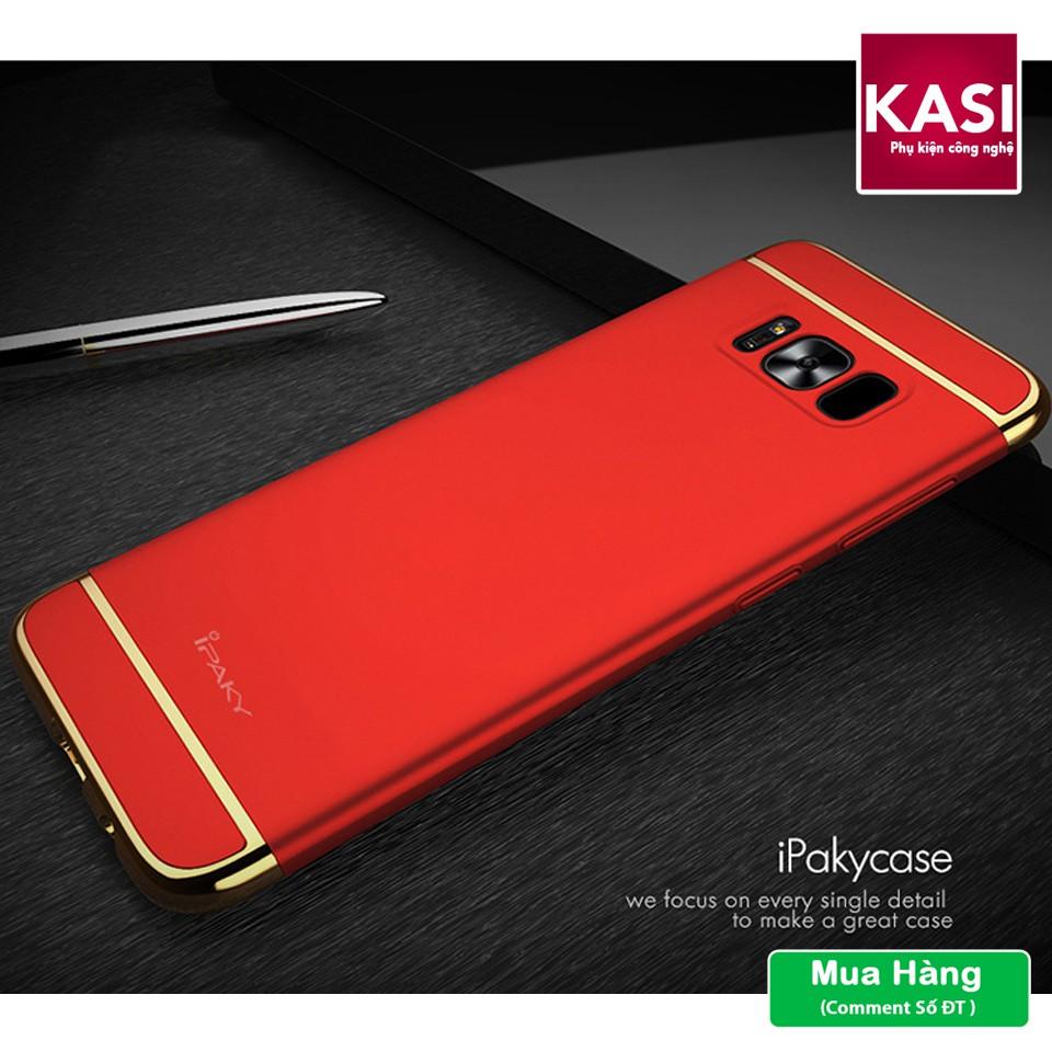Ốp lưng Samsung S8 Plus Lkgus Triple màu đỏ