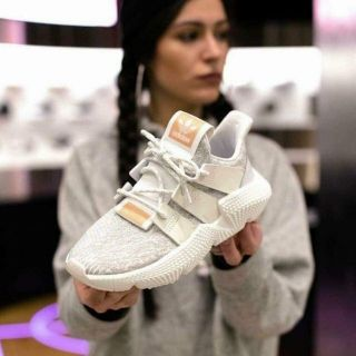 Giày sneaker prophere trắng hồng