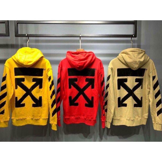 Áo hoodie áo khoác áo chui đầu mũi tên
