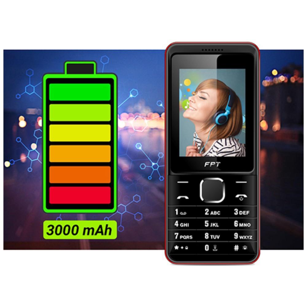 Điện thoại FPT P3000 - Hàng phân phối chính hãng