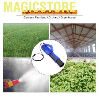 Magicstore 12V Plastic Handheld Electric Garden Sprayer Blower Agriculture Weed Pest Control