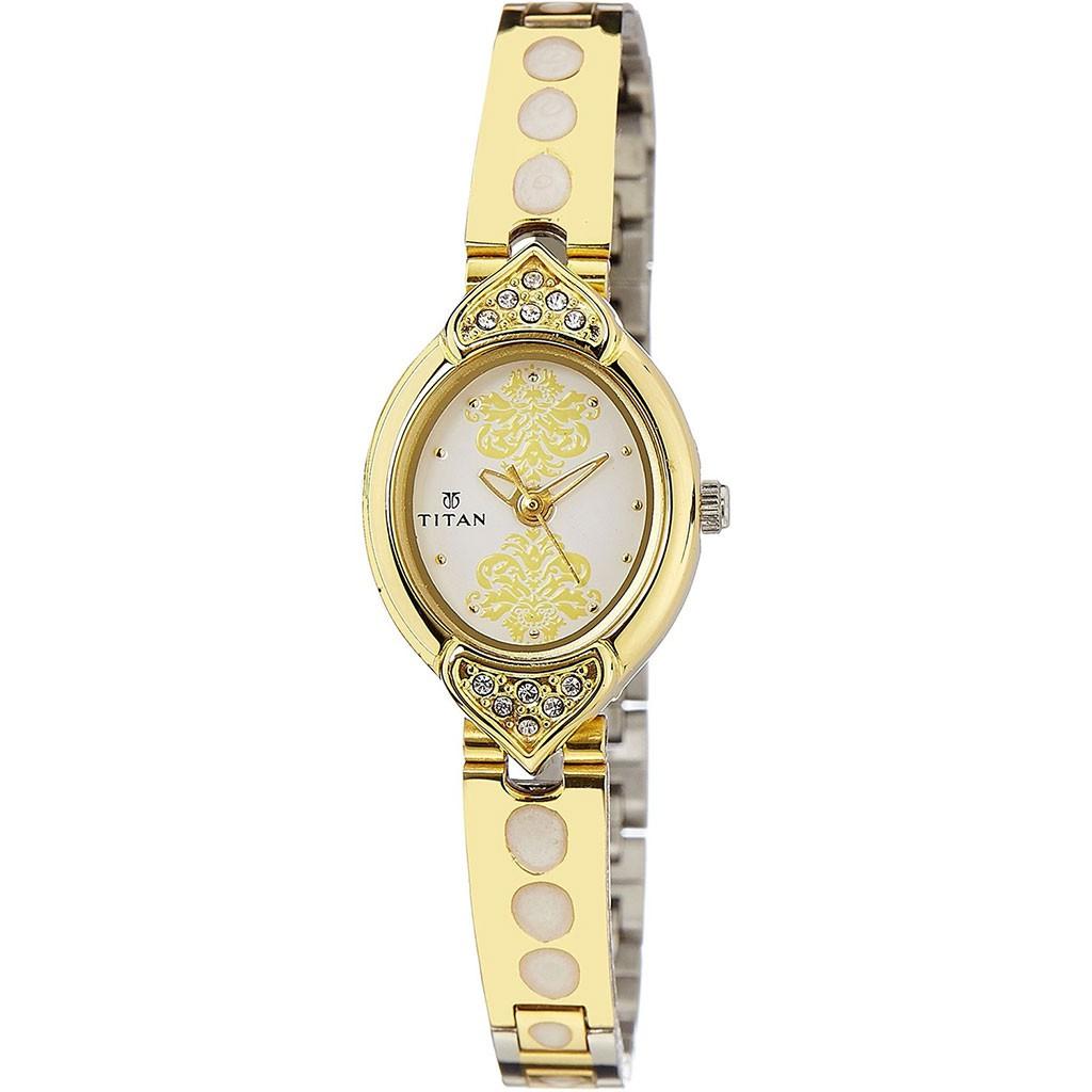 Đồng hồ thời trang Nữ Titan 2468BM05