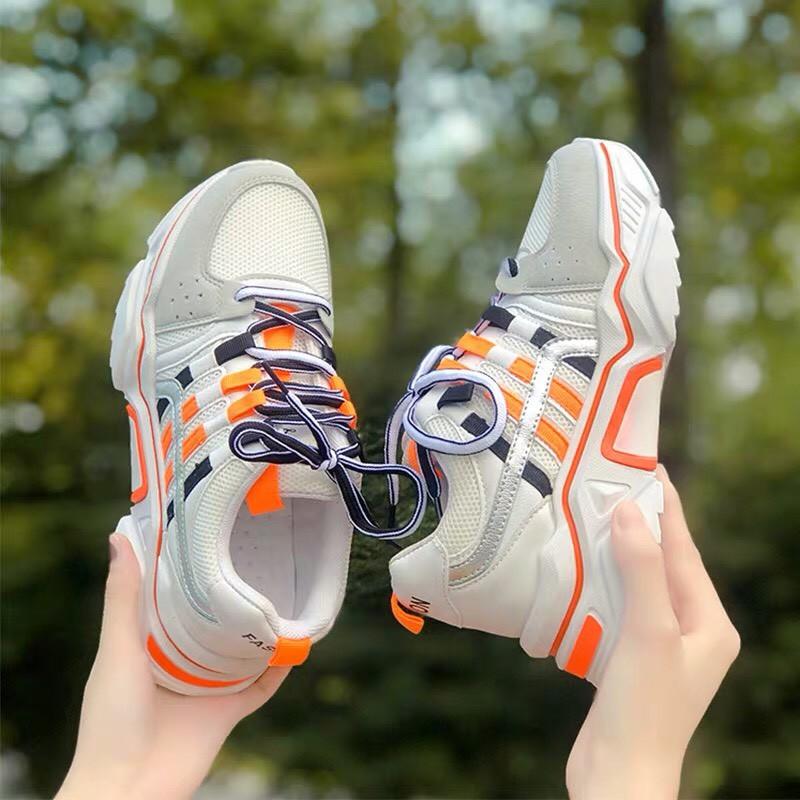 Giày Nữ Sneaker  FREESHIP  Giảm 20K Khi Áp Mã [GIAY20K] Giày Thể Thao Nữ Hàng Quảng Châu