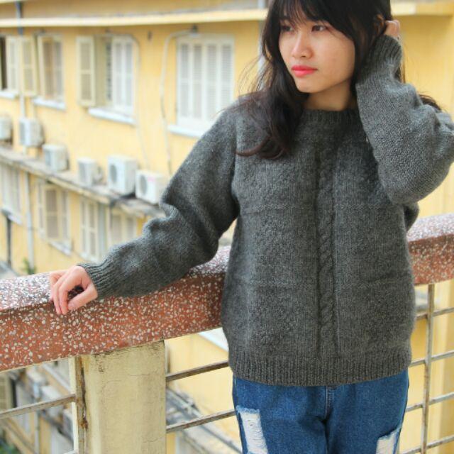 Áo len đồng giá 190k