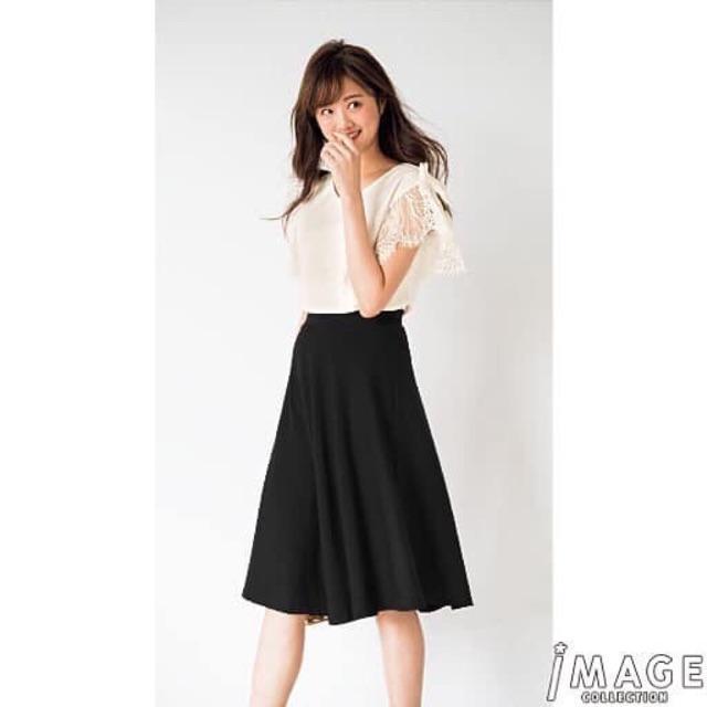 Chân váy thun 2 lớp xuất Nhật