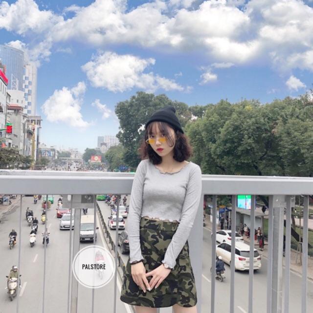 áo thun Len tăm ( ẢNH THẬT SHOP CHỤP)