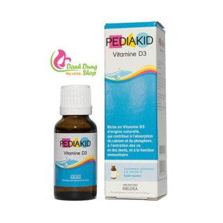 Pediakid Vitamin D3 (20ml)