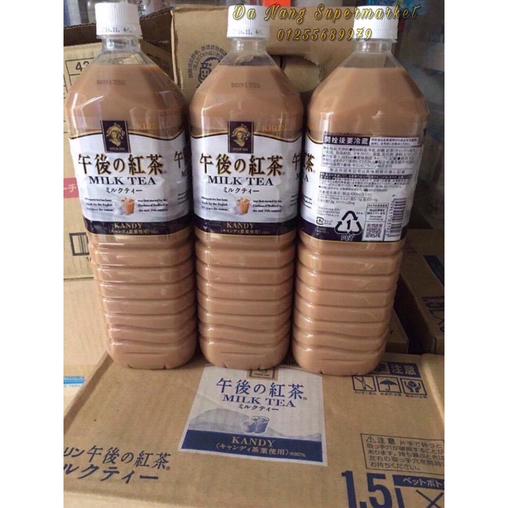 Combo 3 chai Trà sữa Kirin Nhật Bản 1.5L