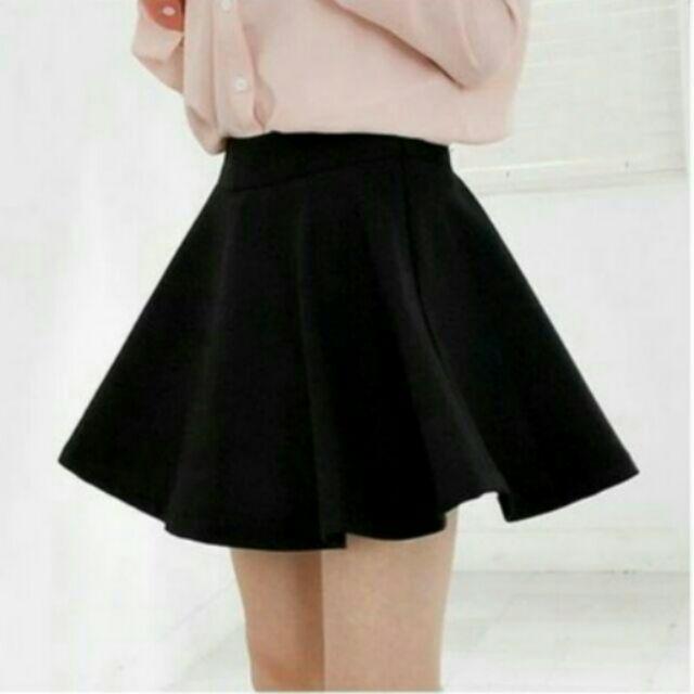 Chân váy ngắn vintage