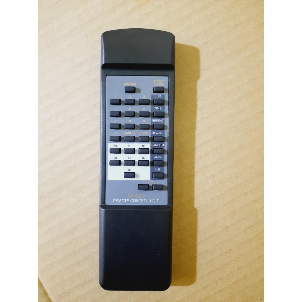 Remote điều khiển dàn âm thanh Philips RC-63CD - Hàng tốt mới 100% Tặng kèm Pin