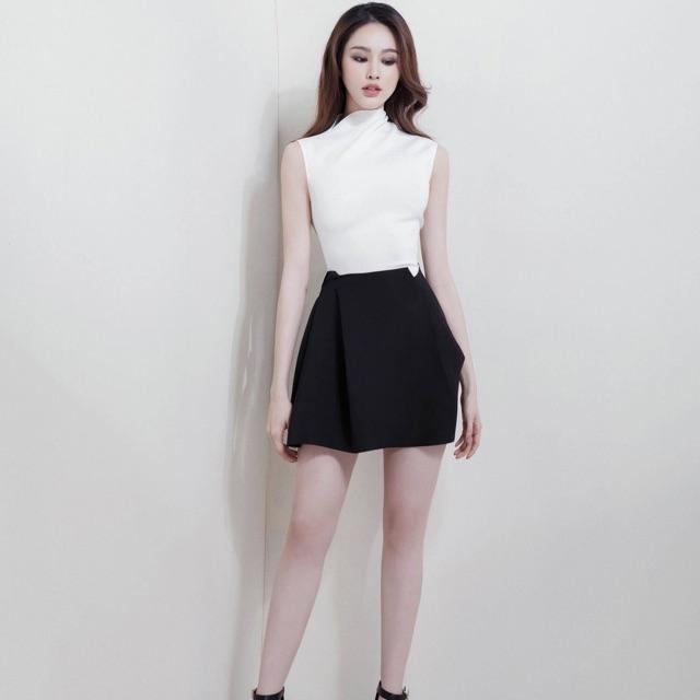 Thanh lý chân váy Topshop size S