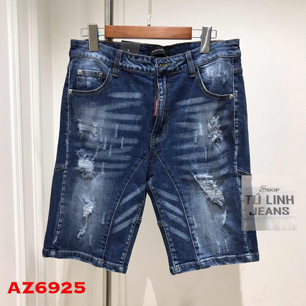 Quần jeans ngố nam 2020