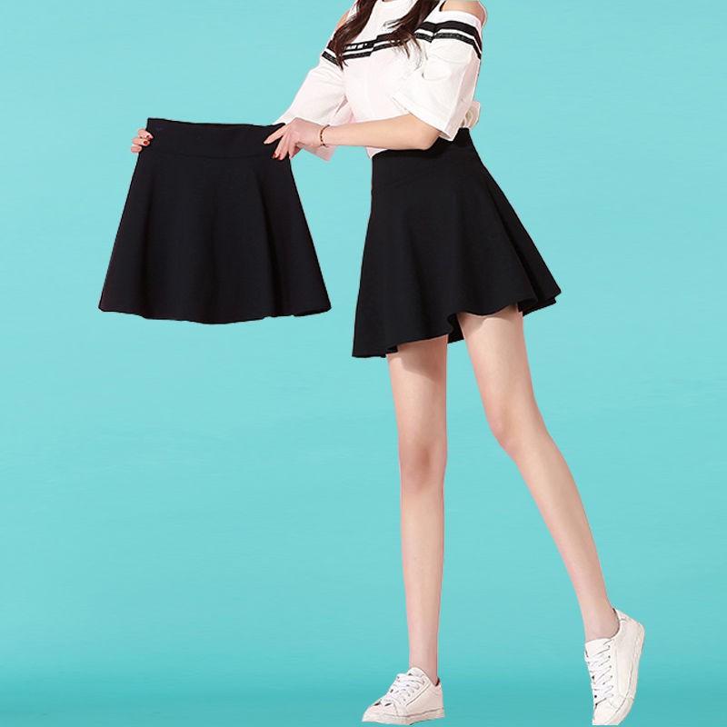 Chân Váy Lưng Cao Thời Trang Hàn Quốc Cho Nữ