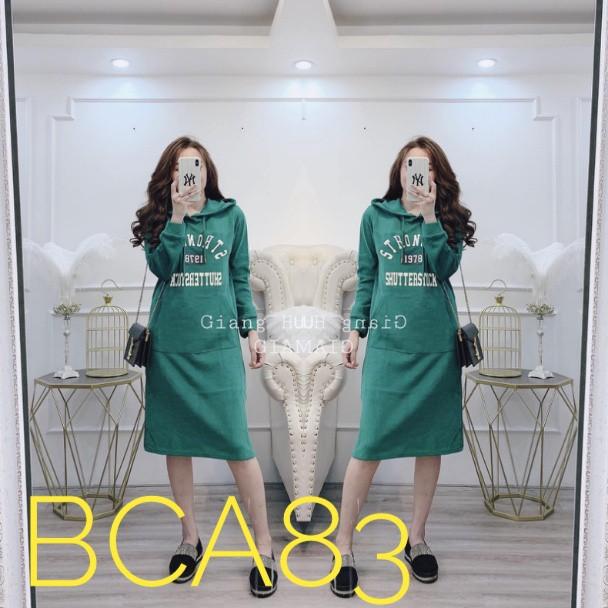 Đầm bầu dạo phố BCE350