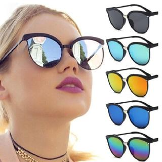 Oversized Shades Sunglasses Women Mirror UV400 Sun Glasses for Women Retro Vintage Luxury Sunglass Eyewear