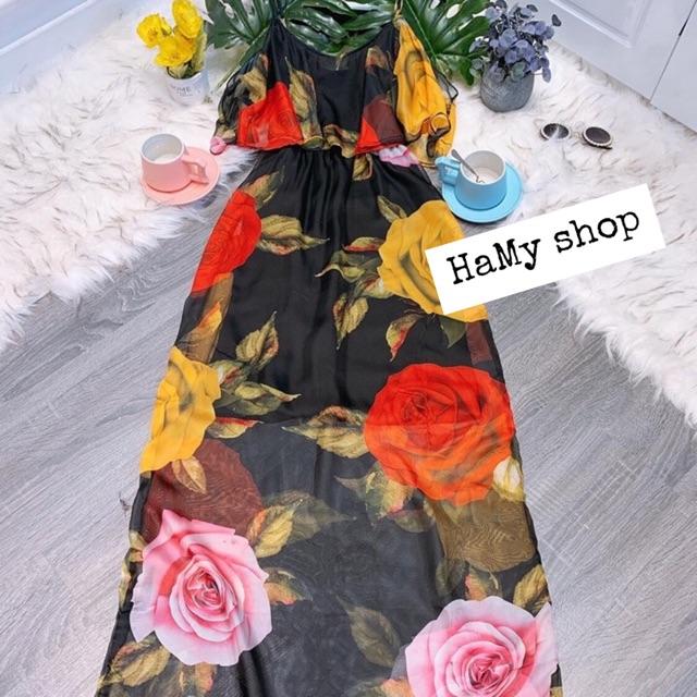 Đầm dạo phố- jum- đầm xinh hot girl