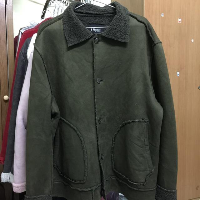 áo khoác da lộn Nam hàng si tuyển