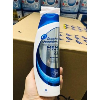 Dầu gội Head&shoulders Men Ultra 2in1