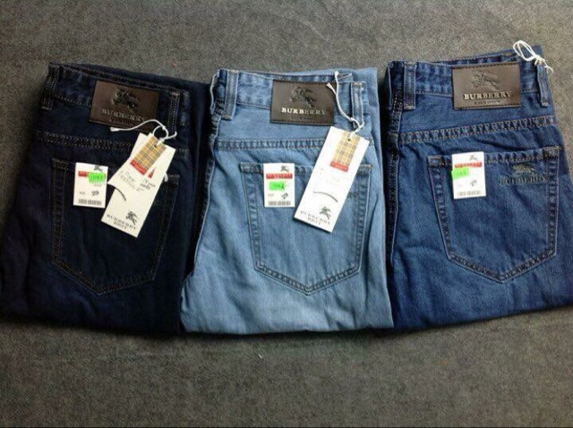 Quần jeans chuẩn XK