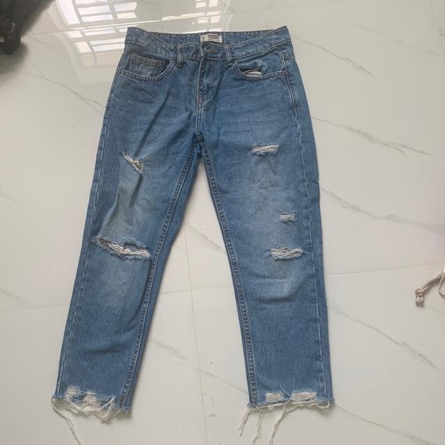Thanh lý quần jeans vnxk size 28