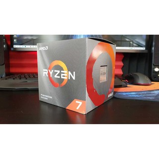 CPU AMD Ryzen 7 3800X, with Wraith Prism cooler/ 3.9 GHz (4.5GHz Max Boost) / 36MB Cache / 8 cores / 16 threads / 105W /