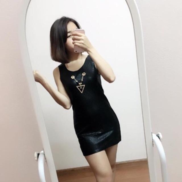 (Sale )Váy body sequin freesize