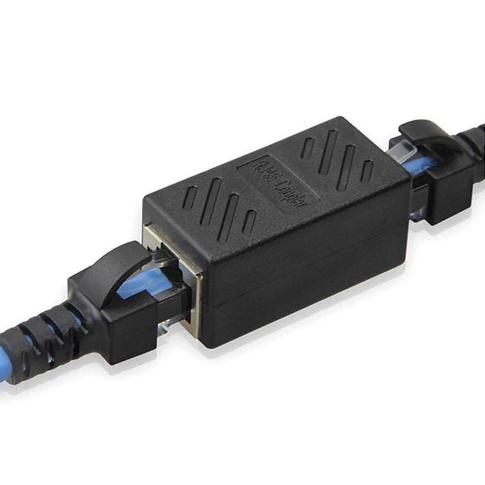 Đầu nối bộ chuyển đổi Ethernet LAN nối cáp CAT5