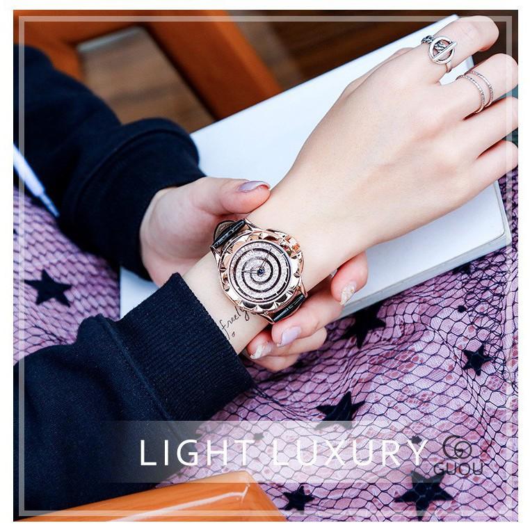 Đồng hồ thời trang nữ mặt xoay TB0840