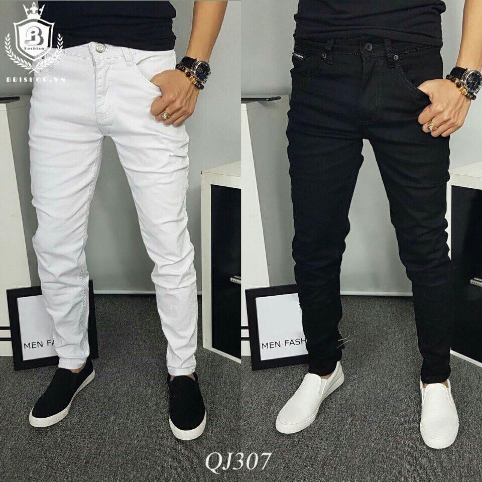 Quần jeans nam cao cấp HHSQJN - 1400T