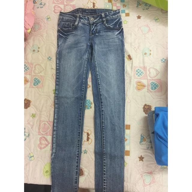 Quần jeans sz 27