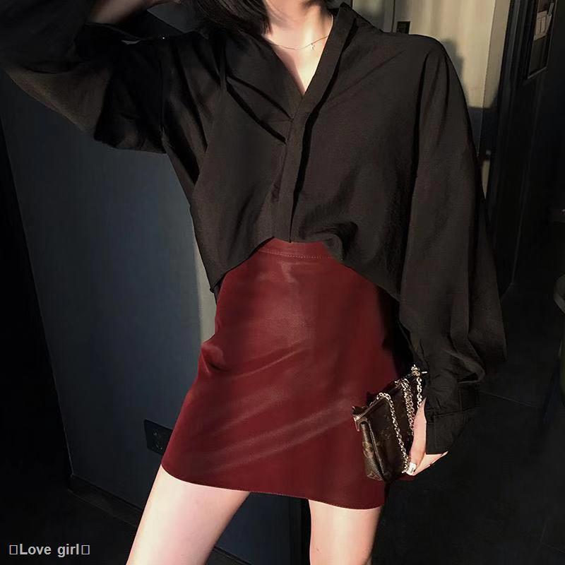 Chân váy lưng cao xinh xắn theo phong cách hàn quốc dành cho nữ