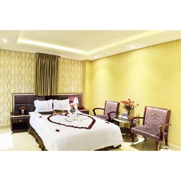 Hồ Chí Minh [Voucher] - Khách sạn Bay Sydney 3 sao 2N1Đ Phòng Deluxe bao gồm ăn sáng dành cho 02
