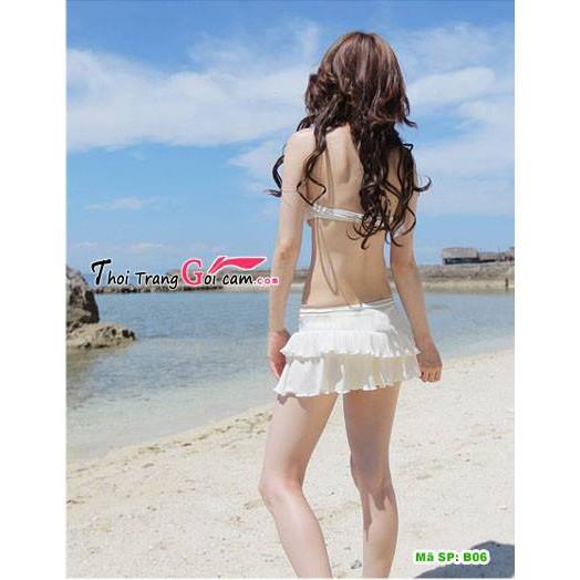 Đồ bơi Bikini đi biển gợi cảm - B06