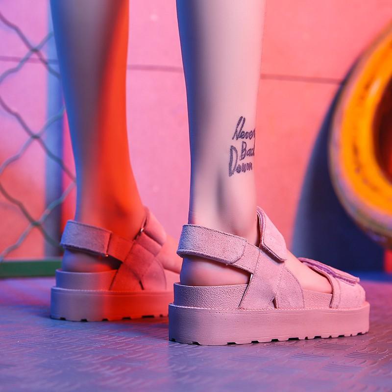 Sandal cao gót hở ngón cho nữ