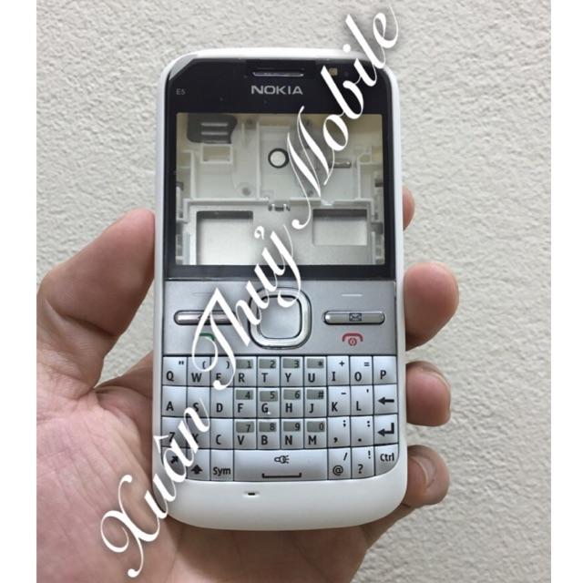 Đập hộp Nokia E5 chính hãng | Tinhte vn