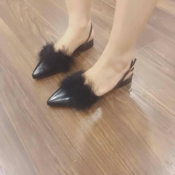 Giày lông