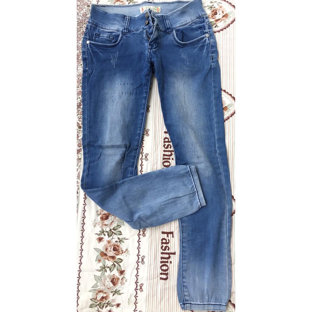 THANH LÝ Quần jeans