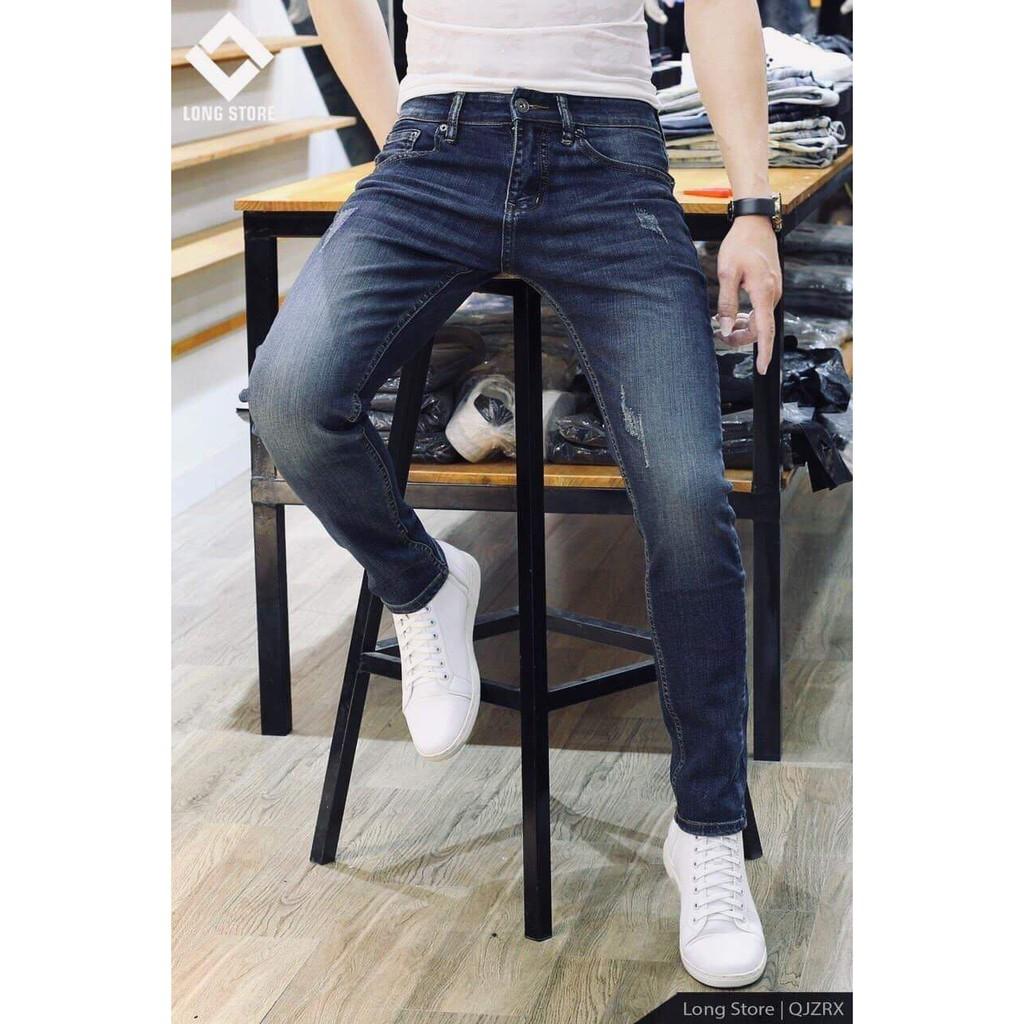 Quần jean nam cao cấp đẹp giá rẻ nhiều mẫu cực hot