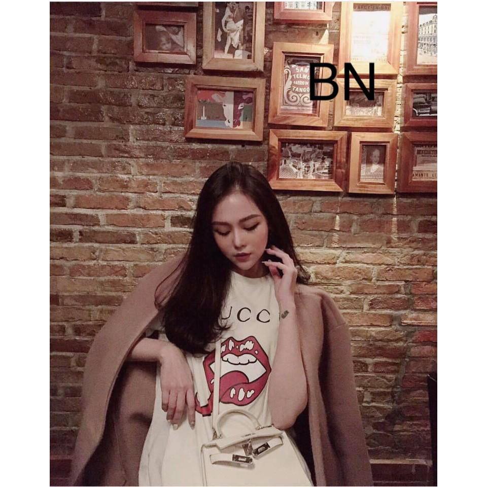 [BN] áo thun nữ kiểu đẹp hàn quốc form rộng giá rẻ môi GUC BN 82615 {Cóảnhthật}
