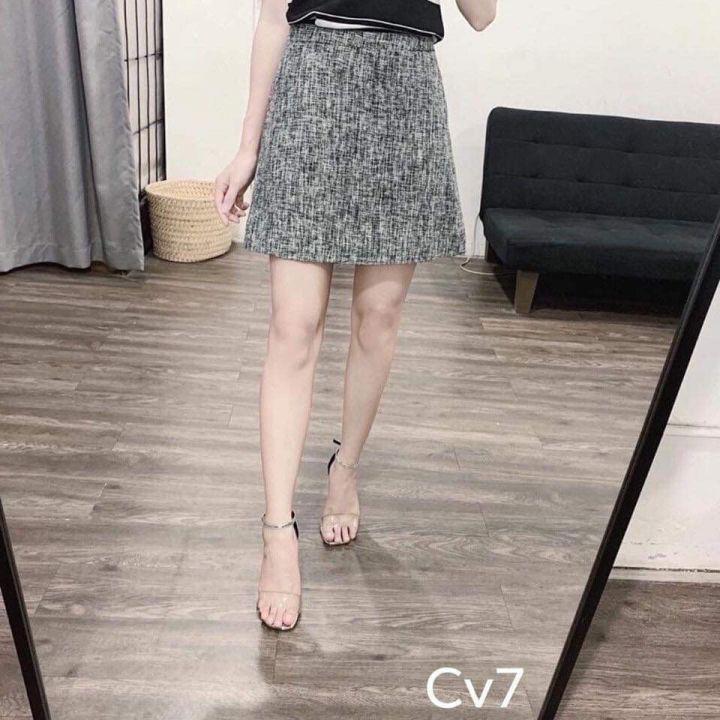 <ORDER></noscript> Chân váy kaki chữ A lưng chun dáng dài gắn cúc dọc váy ảnh shop chụp 171 Hot Hot