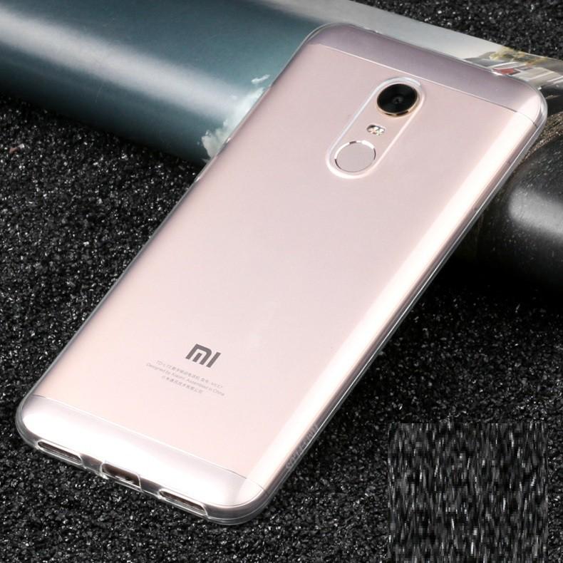 Ốp lưng điện thoại xiaomi redmi 5 plus silicone dẻo